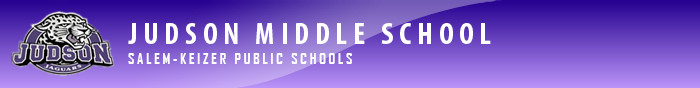 Judson Middle School Logo